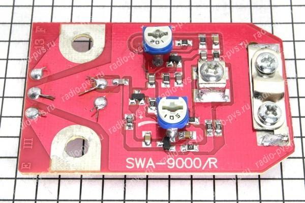 Схема усилителя swa-9000
